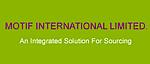 Motif International's Company logo