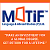Motif Language & Abroad Studies (P)'s Company logo
