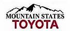 Mountain States toyota's Company logo