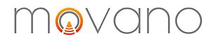 Movano's Company logo