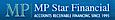 MP Star Financial Logo