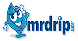 Mr. Drip's Company logo