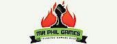 Mr. Phil Games's Company logo