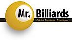 Mr Billiards's Company logo