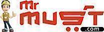Mr. Must's Company logo