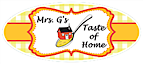 Mrs. G's Taste Of Home's Company logo