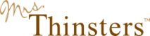 Mrs. Thinsters's Company logo