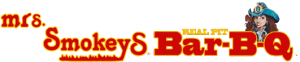 Mrs Smkeys Brbq's Company logo
