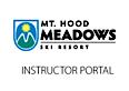 Mt. Hood Meadows's Company logo