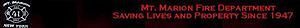 Mt Marion Fire's Company logo