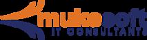 Mukesoft's Company logo