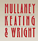 Western Connecticut FCU's Competitor - Mullaney Keating & Wright logo