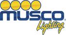 Musco Lighting's Company logo