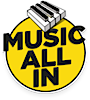Music All In's Company logo