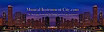 Musical Instrument City's Company logo