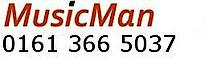 Musicman's Company logo