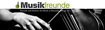 Foerderer Der Musik's Company logo