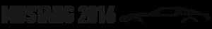 Mustang 2016's Company logo