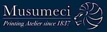 Musumeci Industrie Grafiche S's Company logo