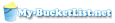My Final Message's Competitor - My Bucket List logo