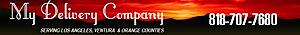 My Delivery Company's Company logo