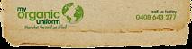 My Organic Uniform's Company logo
