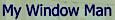 Progressive Security Screens's Competitor - My Window Man logo