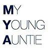 My Young Auntie Pr's Company logo
