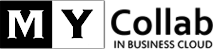 Mycollab's Company logo