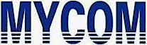 MYCOM's Company logo