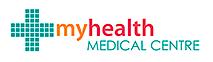 Myhealth's Company logo