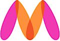 Myntra's Company logo
