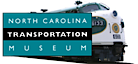 N.c. Transportation Museum's Company logo