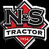 N&S Tractor's Company logo