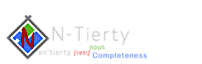 N-tierty's Company logo