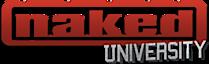 Naked University's Company logo