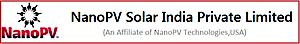 Nanopv Solar India's Company logo