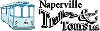 Naperville Trolley's Company logo