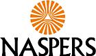 Naspers's Company logo