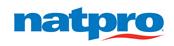 Natpro's Company logo