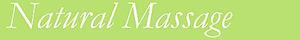 Natural Massage's Company logo