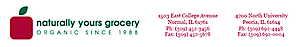 Naturally Yours Grocery's Company logo