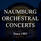Naumburg Orchestral Concerts - Since 1905's company profile