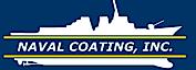 Naval Coating's Company logo