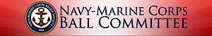 Navy-marine Corps Ball's Company logo