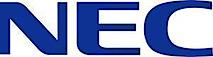 NEC's Company logo