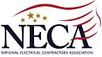NECA's Company logo