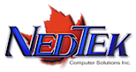 NedTek's Company logo