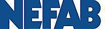 Nefab's Company logo