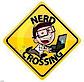 Nerd Crossing's Company logo